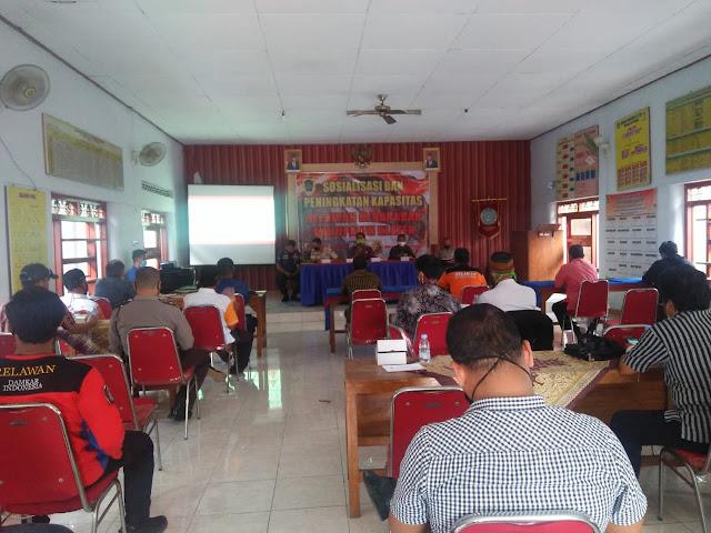 Sosialisasi Dan Kesiapan Kapasitas Relawan Kebakaran Kab Klaten