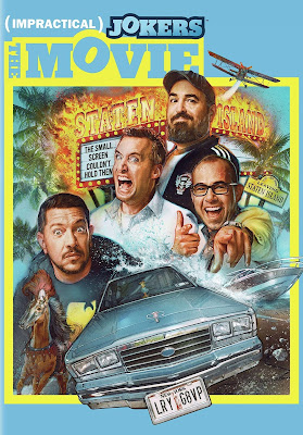 Impractical Jokers: The Movie [2020] [DVD R1] [Subtitulada]