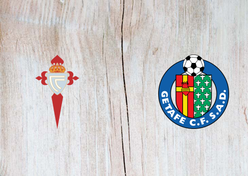 Celta Vigo vs Getafe -Highlights 3 November 2019