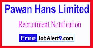 Pawan Hans Limited Recruitment Notification 2017 Last Date 15-07-2016