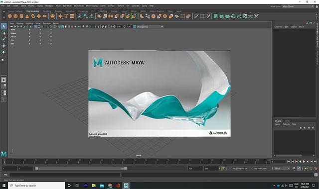 تحميل وتنزيل برنامج اوتو ديسك مايا Autodesk Maya 2020