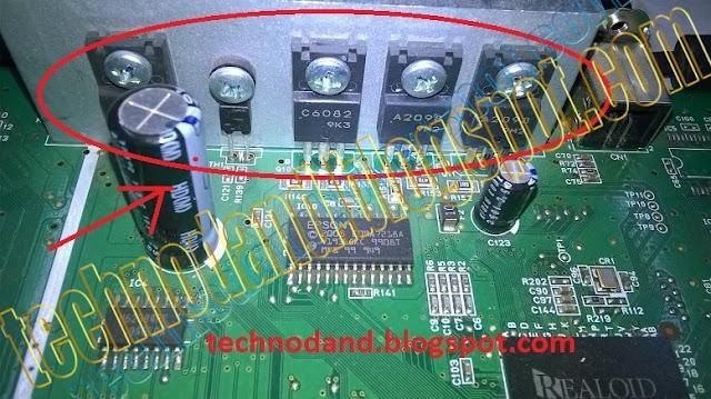 "Memperbaiki Printer Epson 1390 "" MATI TOTAL """