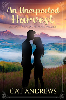 Book Cover: An Unexpected Harvest by Cat Andrews