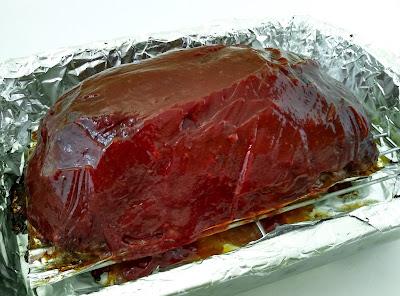 meatloaf {pastel De Carne, Receta Tradicional Americana}