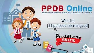 Pendaftaran PPDB Online di Jakpus Mulai Dibuka Pada 22 Juni 2020