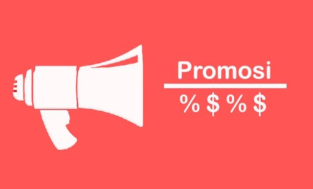 Manfaat promosi, Jenis-jenis promosi, Fungsi Promosi, Sasaran Promosi, dan Strategi Promosi