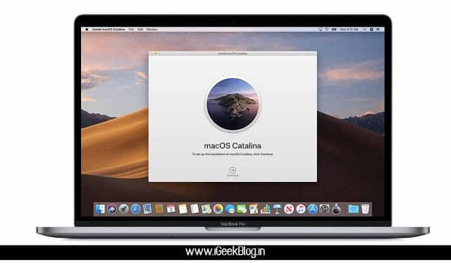 How To Download MacOs Catalina Beta | iGeekBlogIndia | HowTo