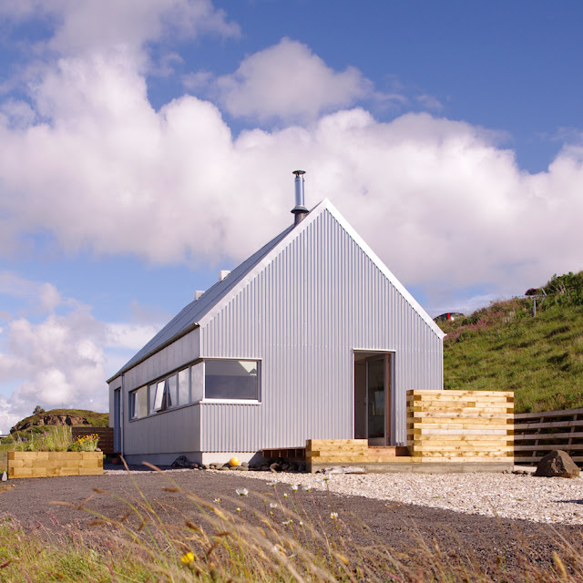 The Tinhouse Is A Holiday Home On The Scottish Island 5