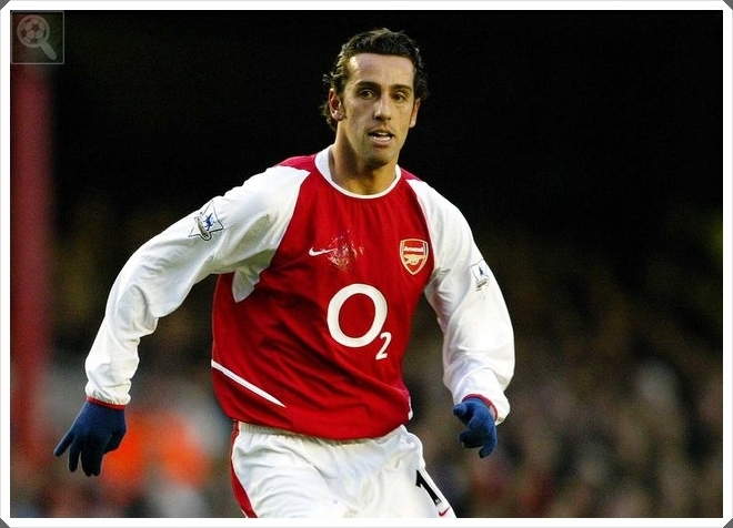 Edu Gaspar Arsenal