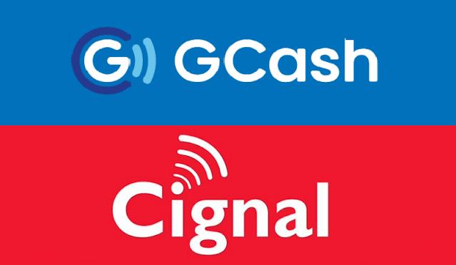 Cignal TV prepaid using GCash
