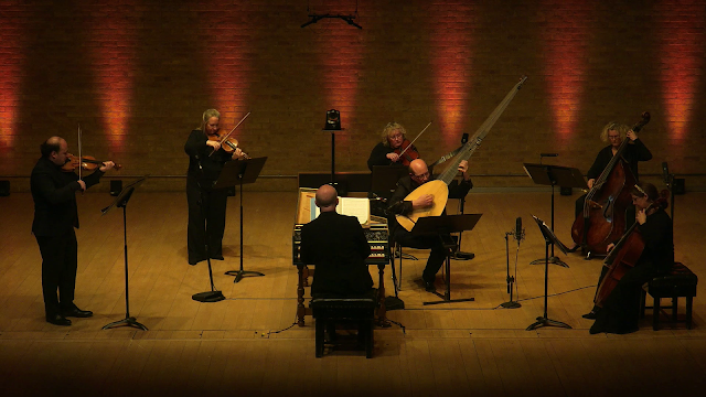 Laurence Cummings and Academy of Ancient Music (Photo Academy of Ancient Music)