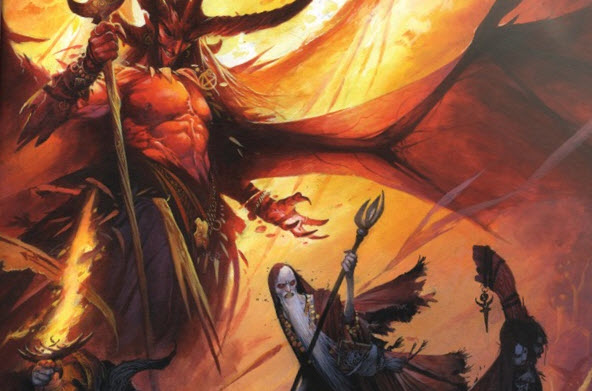 Chalgyr's Game Room: Pathfinder Roleplaying Game: Bestiary 6