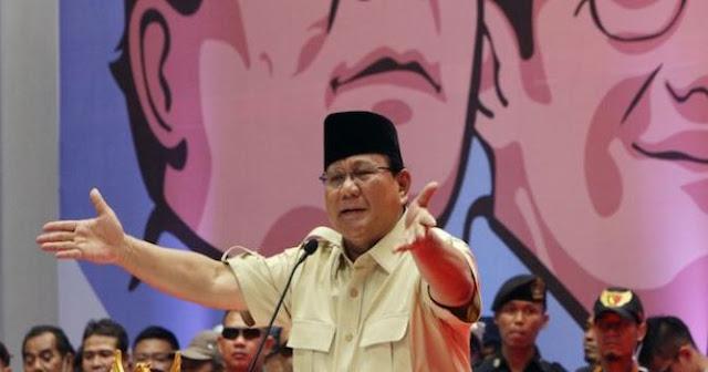BPN Prabowo-Sandi Sebut Prabowo Reinkarnasi Bung Karno Juga Seperti Soeharto