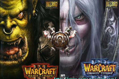 Warcraft III Reign of Chaos & The Frozen Throne