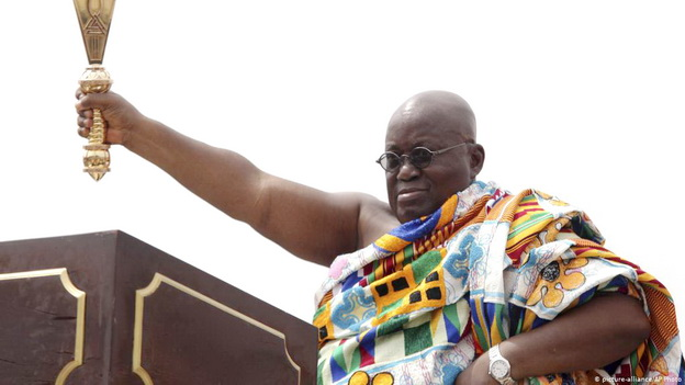 Parliament announces 'strictly by invitation' programme to inaugurate Akufo-Addo