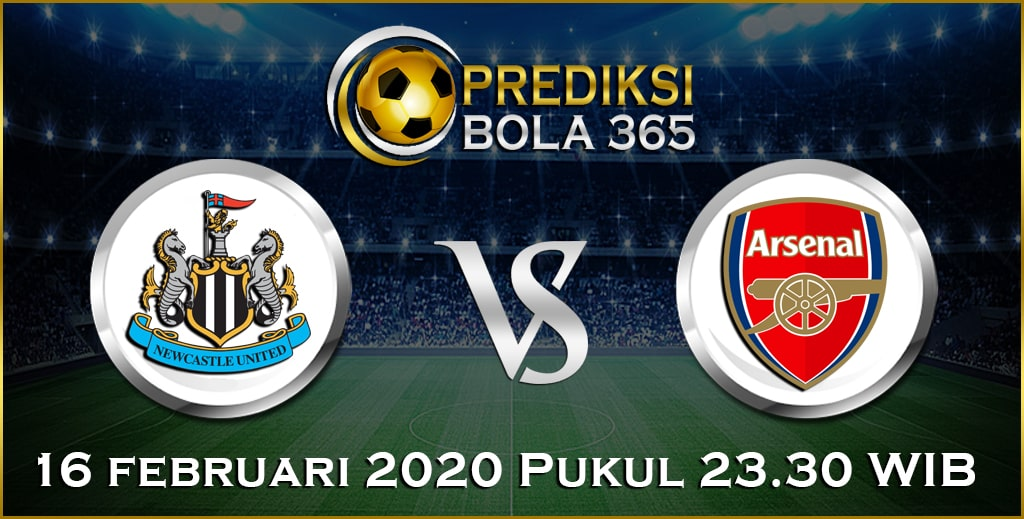 Prediksi Skor Bola Arsenal vs Newcastle 16 February 2020