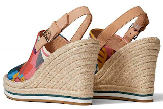 Shoeography: Shoe of the Day: TOMS Monica Mule Wedge Heel