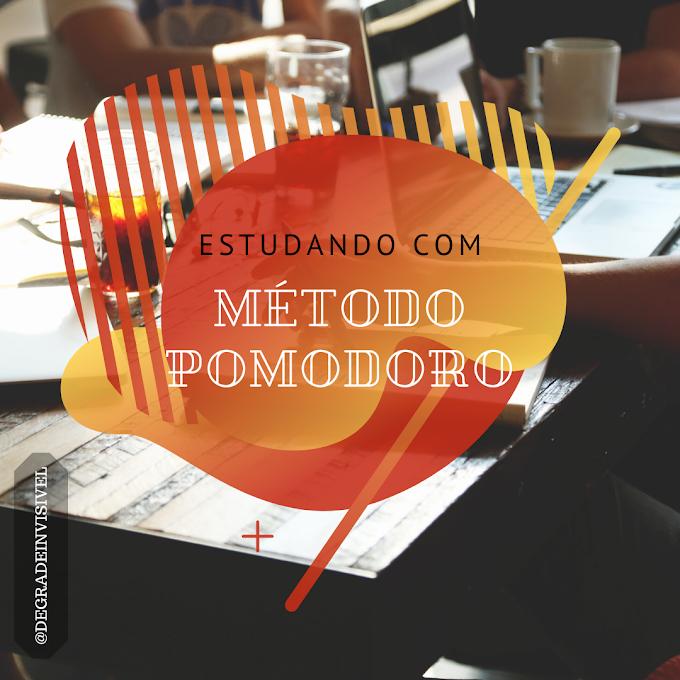 Estudando com o Método Pomodoro