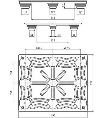 Palet-fibra-madera-Inka-1000x1200mm-1350kg-croquis