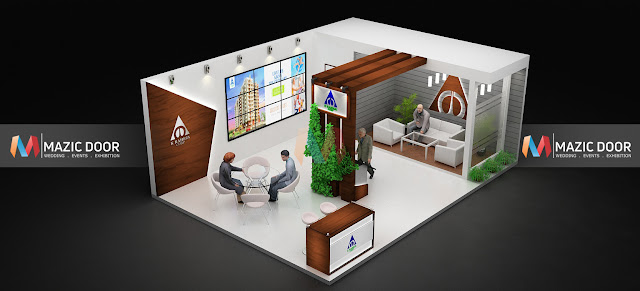 k raheja Exhibition Stall Design 05