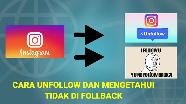 Cara Melihat Orang Yang Tidak Follback di Instagram Tanpa ...
