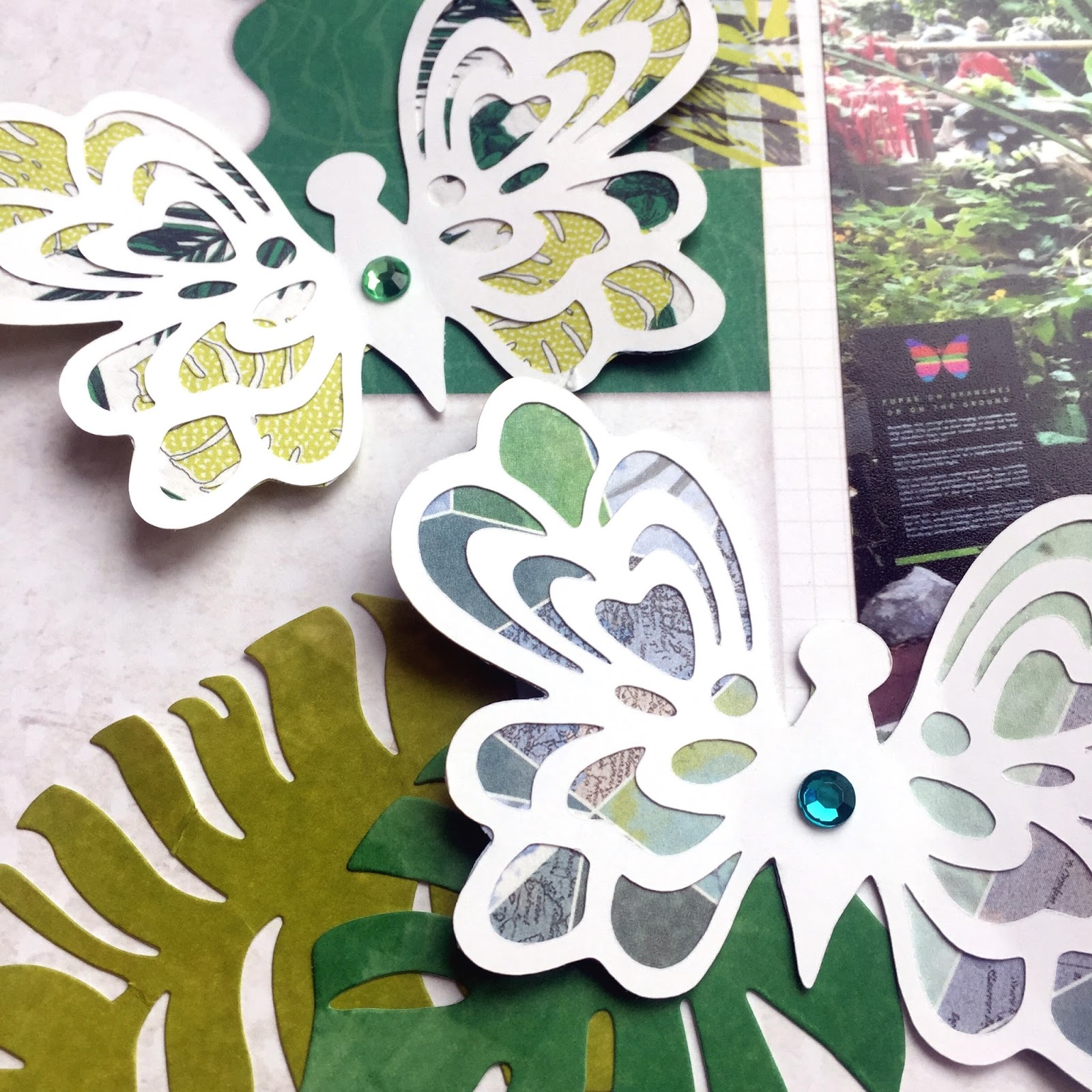 How to make scrapbook in facebook - You Can Get All The Details On Our Cls Facebook Page Or Check Out The Instructional Video On My Youtube Channel To See How I Created The Custom Butterfly
