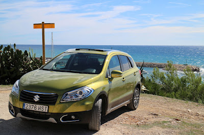 Review Of Suzuki SX4 S-Cross