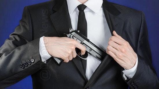projeto porte arma fogo defensores publicos