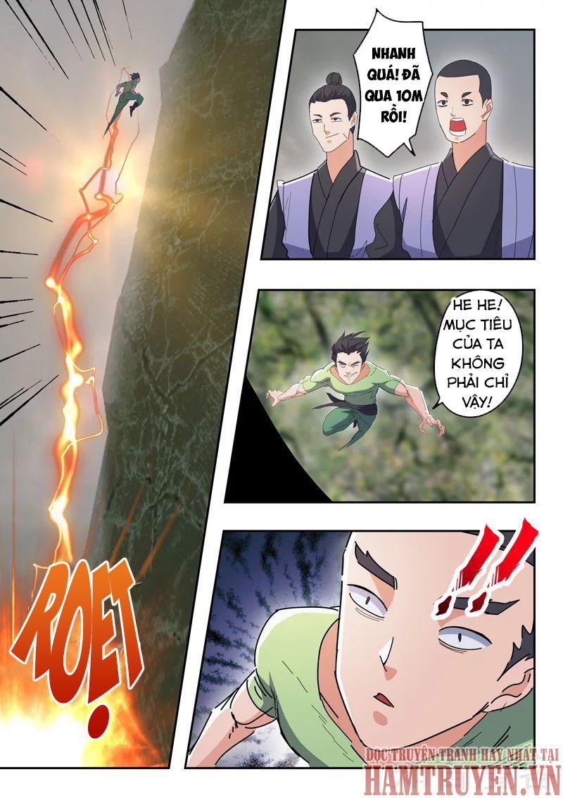 Võ Thần Chúa Tể Chương 488 - Truyentranhaudio.online