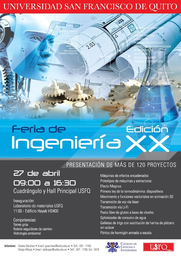 Feria de Ingeniería - Edición XX