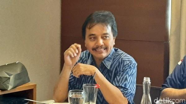 Roy Suryo Tutup Pintu Maaf untuk Eko Kuntadhi-Madzjo Pray