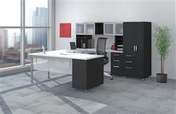 EZP01 Mayline e5 Desk Configuration
