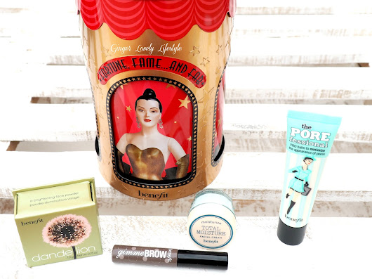 Benefit Cosmetics: Set Facial Fortune, Fame... and Fab