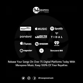 Release New Music Through Marapova Music