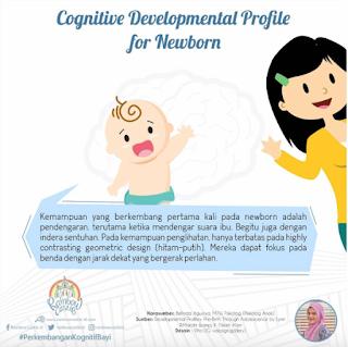 Stimulasi Yang Sesuai Untuk Perkembangan Kognitif Newborn
