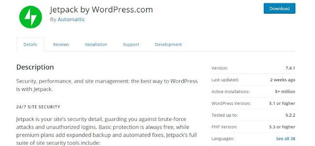 Jet Bundle by WordPress.com
