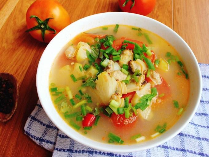 Cách làm món canh chua ngon miệng đưa cơm