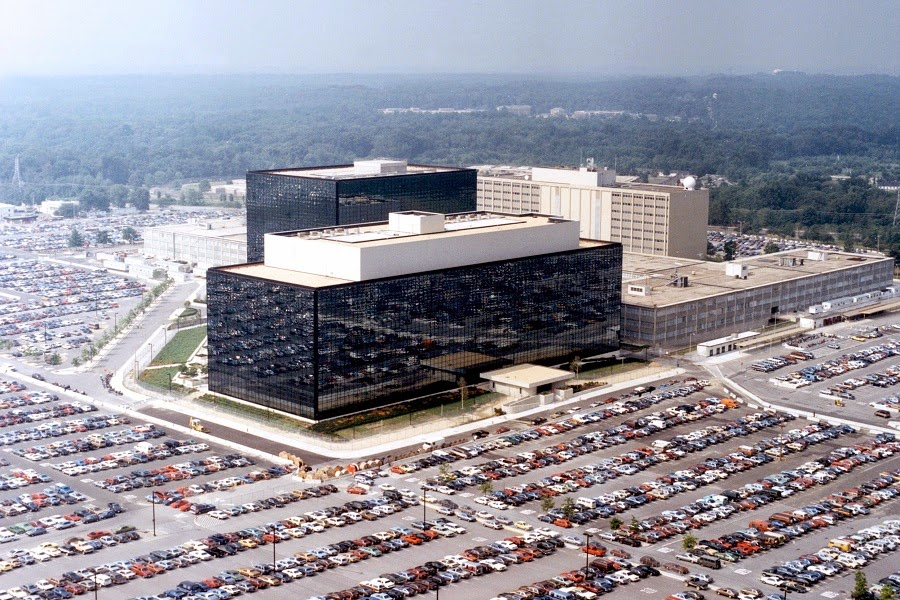 NSA Hauptquartier Fort Meade, Maryland