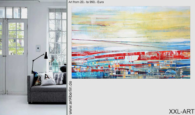 wohnzimmerbilder-kunst für zuhause