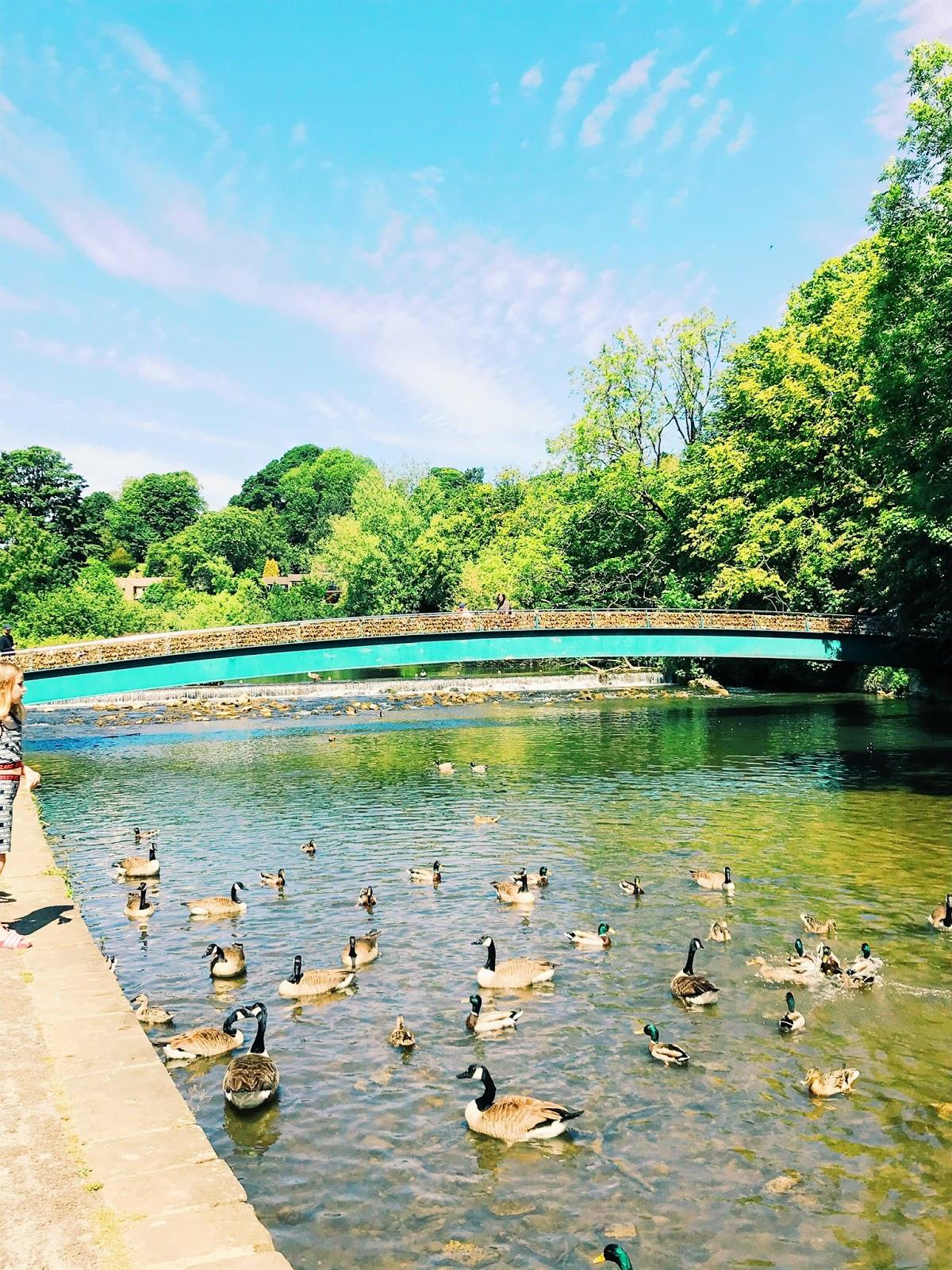 Bakewell Lovelock Bridge, Derbyshire