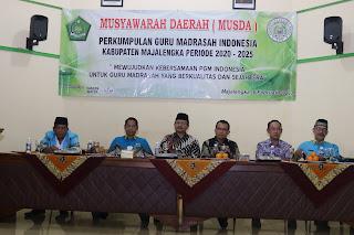 Yayat Hidayat: PGMI Harus Bermanfaat Bagi Guru Madrasah