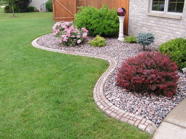 landscaping stones in all shapes