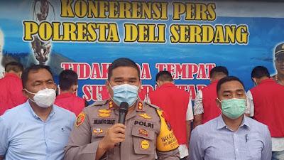 Goda Tahanan Wanita, Tahanan Pria di Deliserdang Tewas Dikeroyok, Polisi Tetapkan 12 Tersangka