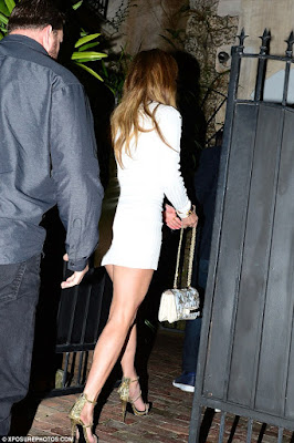 Image result for J-Lo Sexy As She Steps Out For Dinner date With New Beau Alex Rodriguez