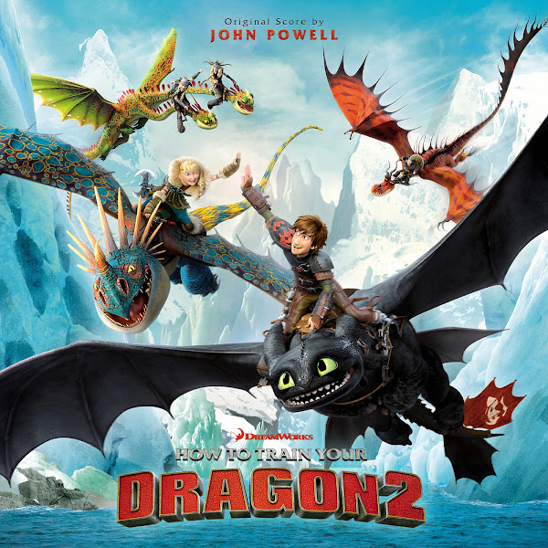 how to train your dragon 2 john powell soundtrack cover alternate