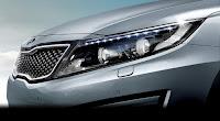 đèn xe Kia k5