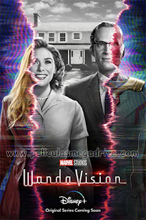 Wanda Vision (2021) [Latino-Ingles] [1080P] [Hazroah]