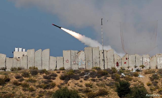 تعرف على رد اسرائيل على صواريخ لبنان