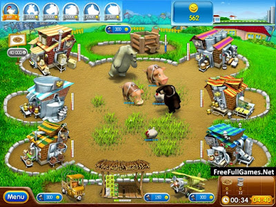 Farm Frenzy Pizza Party PC Game Free Download Full Version
