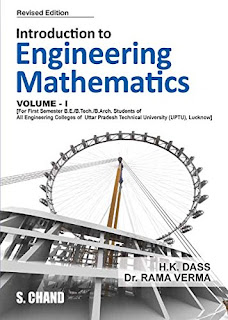 Introduction to Engineering Mathematics By H K Das Volume 1 Download